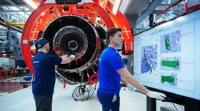 L'industrie aéronautique, un secteur stimulant pour les experts informatiques