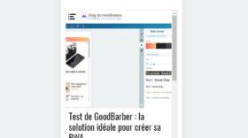 GoodBarber : créer une Progressive Web App simplement sans coder