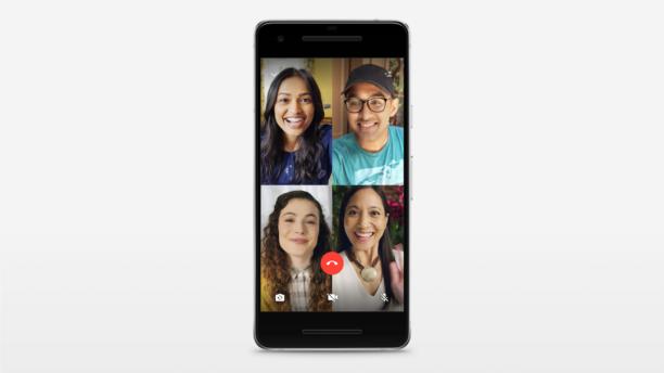 WhatsApp : les appels audio et vidéo en groupe sont maintenant disponibles