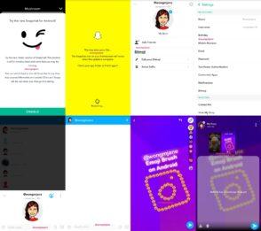 snapchat-app-android-mushroom