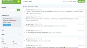 Les outils pour supprimer ses anciens tweets et posts Facebook