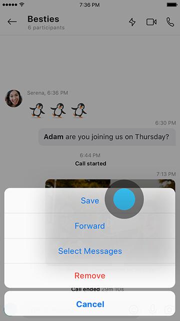 comment enregistrer appel skype