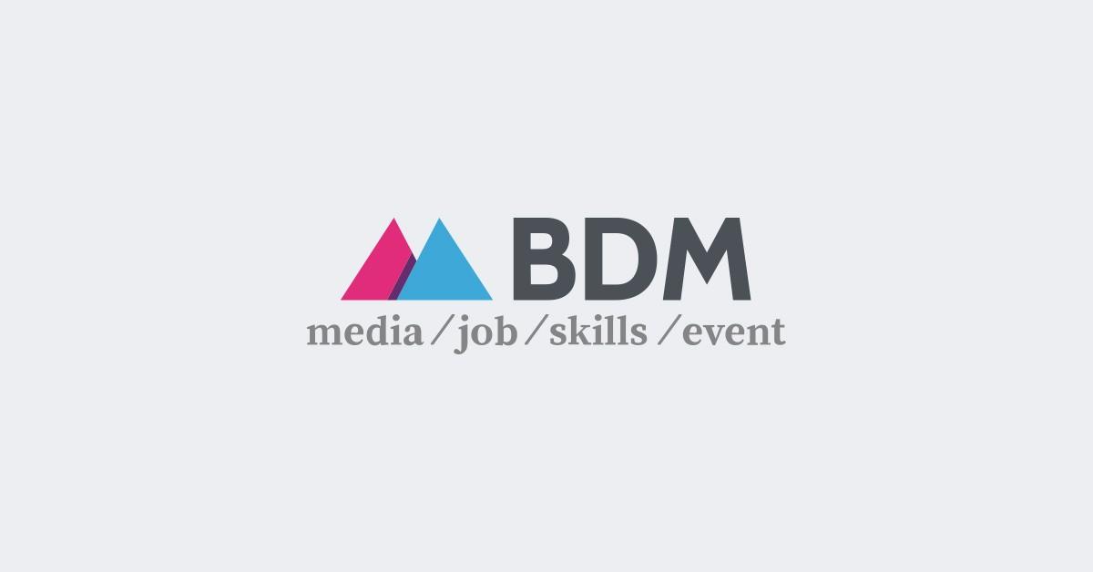BDM  - cover