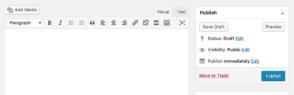 editeur-classique-wordpress