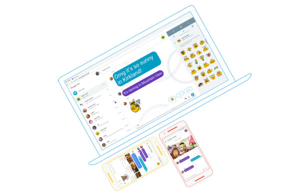 Google : l'application Allo sera fermée en mars 2019