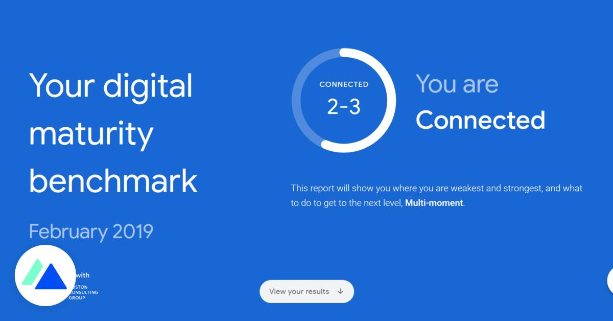 Google lance un outil pour évaluer la maturité numérique des entreprises