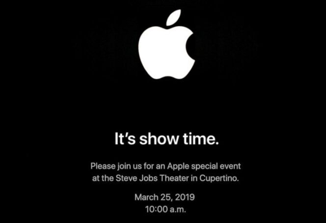 Apple va annoncer son service de streaming vidéo le 25 mars