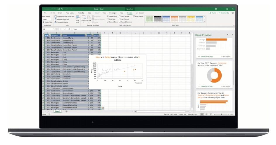 Excel : intégrez des données dans une feuille de calcul depuis votre smartphone