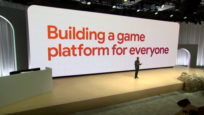 Google officialise son service de jeu vidéo en streaming — Stadia
