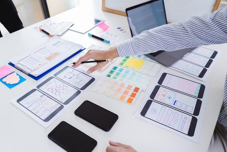 Webdesign : où et comment trouver de l'inspiration pour concevoir des interfaces