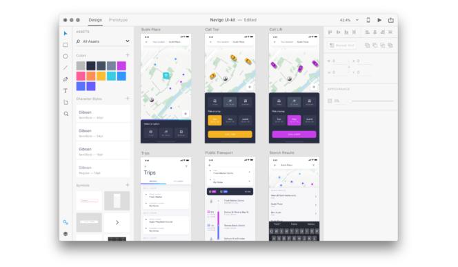 Créez, partagez et gérez vos éléments réutilisables grâce aux design systems Adobe XD