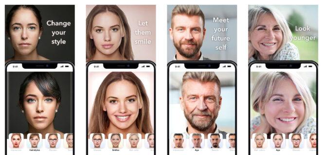 Face App description