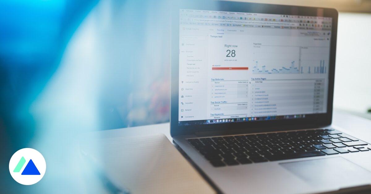 Définition de 20 indicateurs sur Google Analytics : taux de rebond, utilisateurs, conversions…