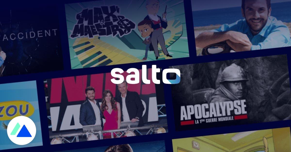 Salto, le Netflix de TF1, M6 et France TV, sera lancé début 2020