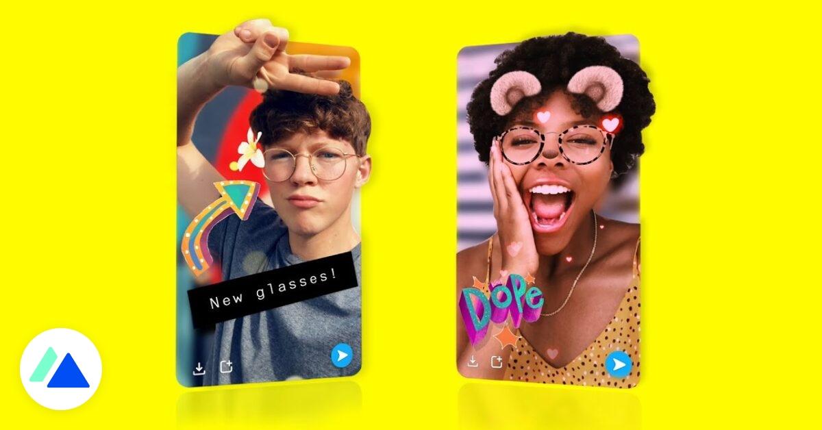 Snapchat lance les snaps en 3D