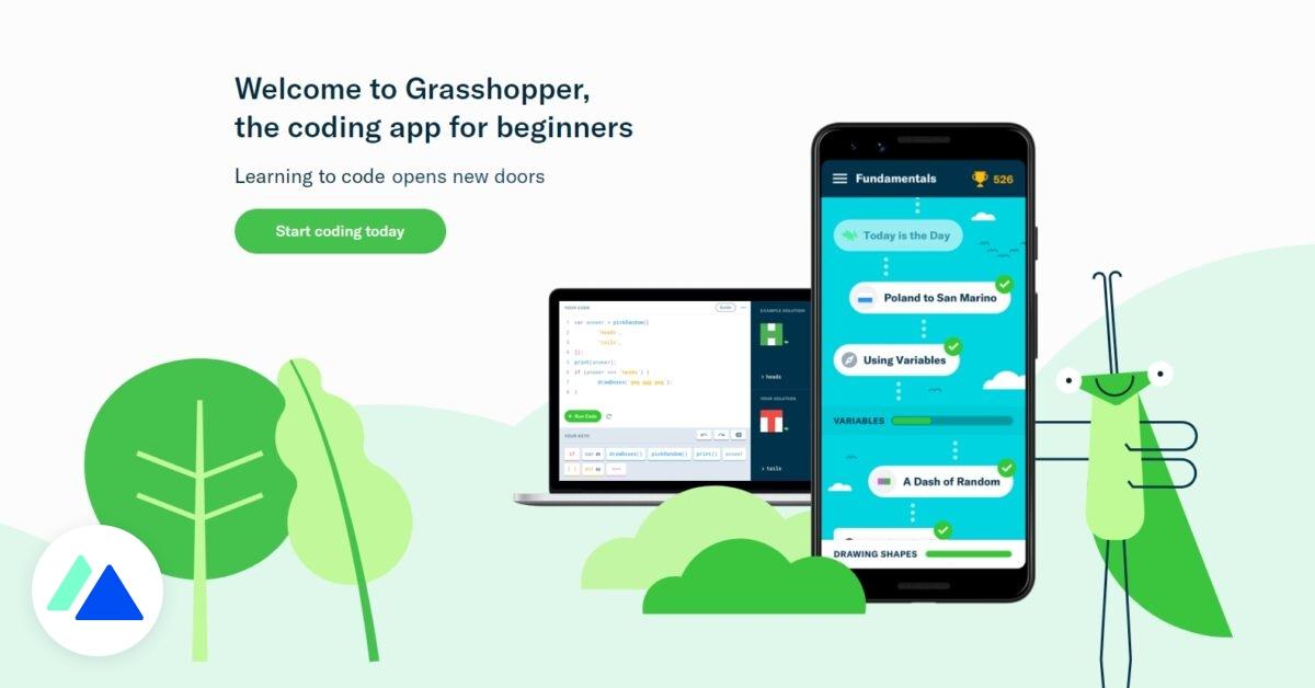 Grasshopper : l'outil gratuit de Google pour apprendre à coder est dispo sur votre navigateur