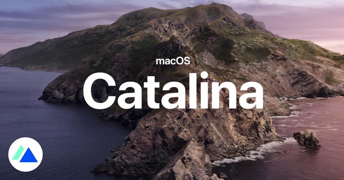macOS Catalina : la mise à jour de votre Mac est disponible, voici la liste des nouveautés
