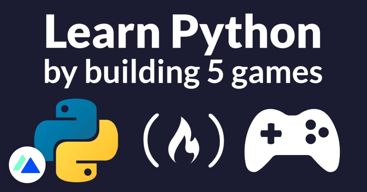 Apprendre le Python gratuitement en développant des jeux