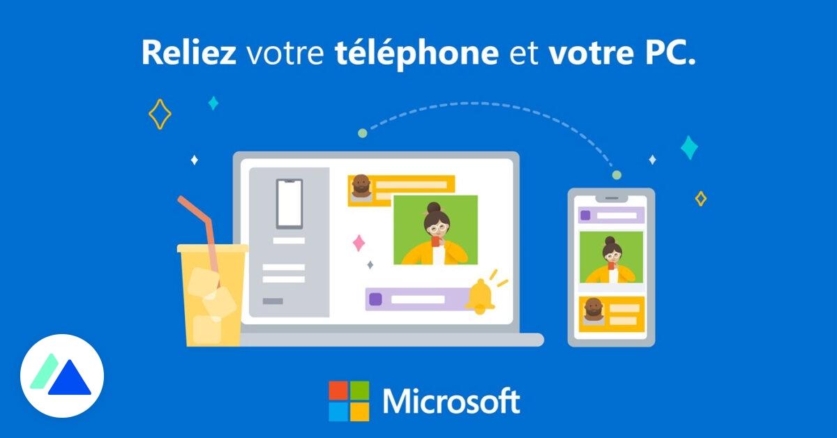 Passez vos appels sur votre PC Windows 10 en connectant votre smartphone Android
