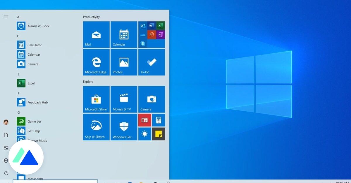 Windows 10 : vers la fin des tuiles dynamiques du menu Démarrer - BDM