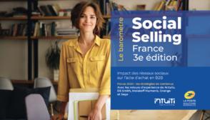 Baromètre Social Selling France 2020 : l'impact des réseaux sociaux et du contenu sur l'acte d'achat en B2B