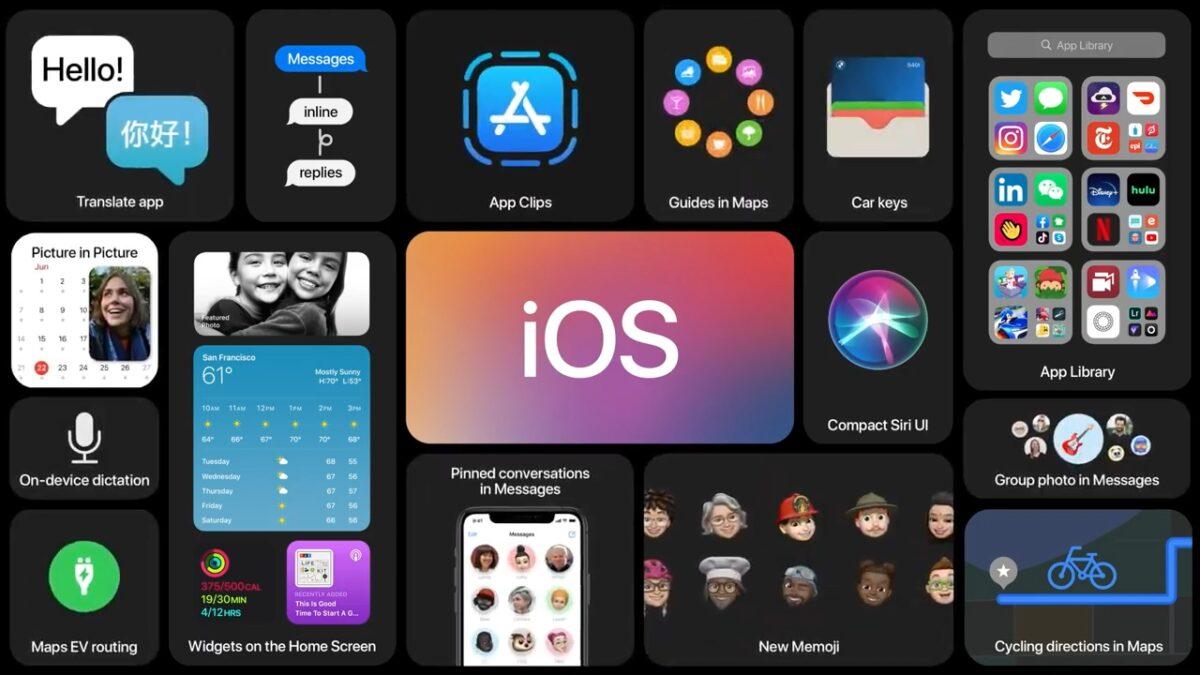 iOS 14 : les 10 nouveautés de la mise à jour iPhone - BDM