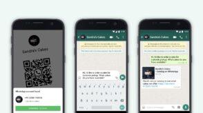 WhatsApp Business: un QR code pour faciliter les échanges entre les entreprises et leurs clients