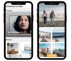Mojo : l'application pour créer simplement des stories Instagram créatives et impactantes