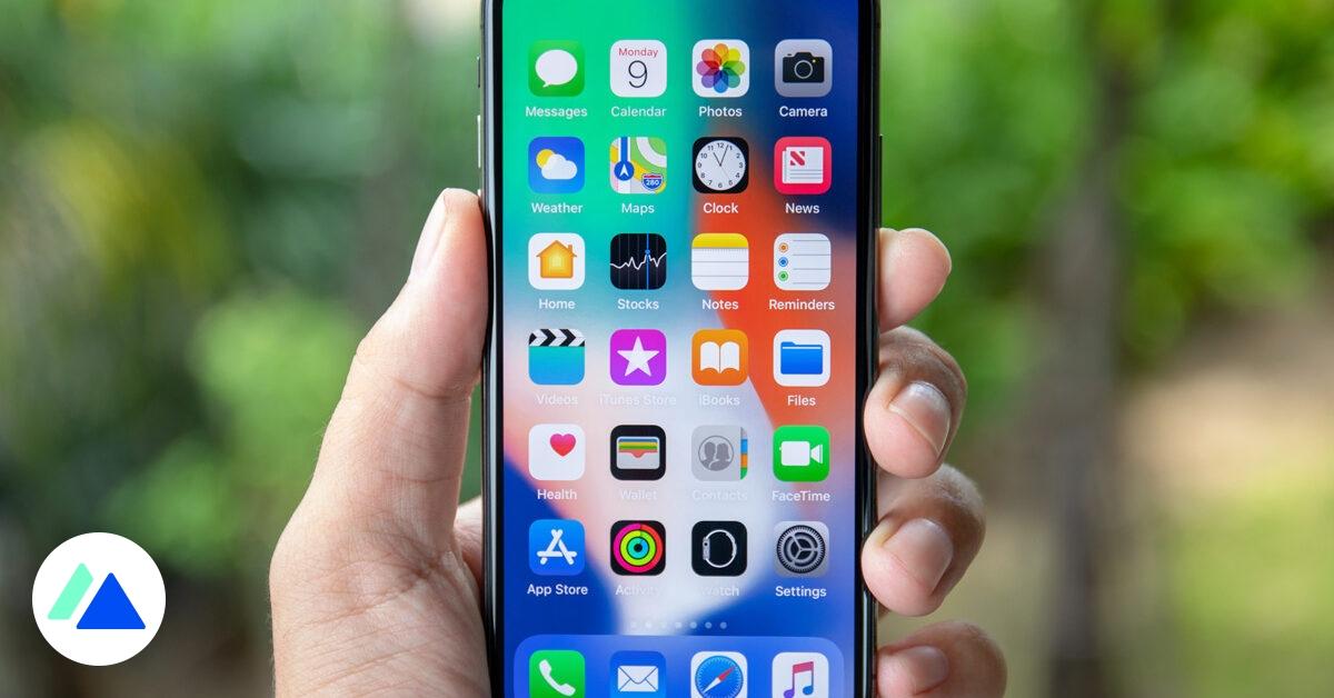 Comment Personnaliser Son Iphone Icones Widgets Fond D Ecran Bdm