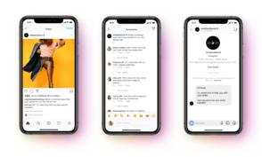 Facebook met à jour l'API Messenger pour prendre en charge les messages Instagram