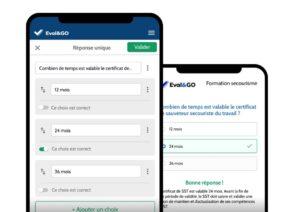 Evalandgo : la solution de référence pour créer des questionnaires et des quiz en ligne