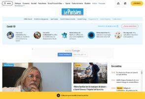 La stratégie du Parisien pour atteindre 200 000 abonnements numériques en 5 ans