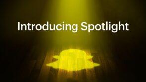 Snapchat lance Spotlight pour concurrencer TikTok et donne 1 million de dollars par jour aux créateurs
