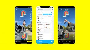 Snapchat : gagnez de l'argent avec vos snaps sur Spotlight