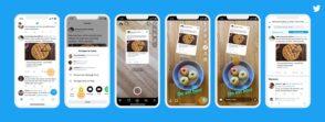 Twitter : partagez vos tweets sur Snapchat et bientôt sur Instagram