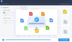 EaseUS : un logiciel pour récupérer vos données perdues sur PC ou Mac