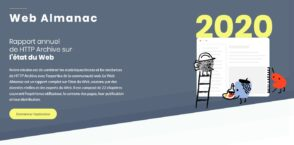 État du web 2020 : technologies, SEO, CMS, mobile, webperf, sécurité…