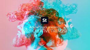 Les tendances créatives d'Adobe Stock pour 2021