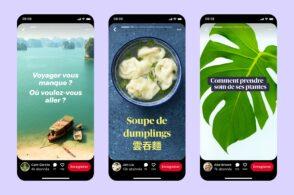Pinterestdéploie les Épingles Story en France pour les créateurs