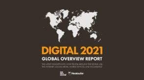 30 chiffres sur l'usage d'Internet, des réseaux sociaux et du mobile en 2021