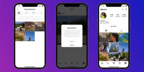 Instagram : récupérer des photos ou des stories supprimées