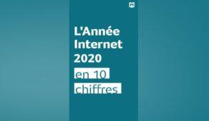 L'année Internet 2020 selon Médiamétrie : les chiffres clés en France