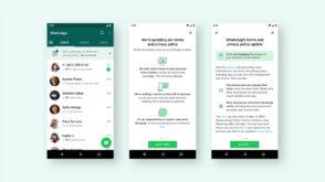WhatsApp : la mise à jour controversée des conditions d'utilisation est de retour