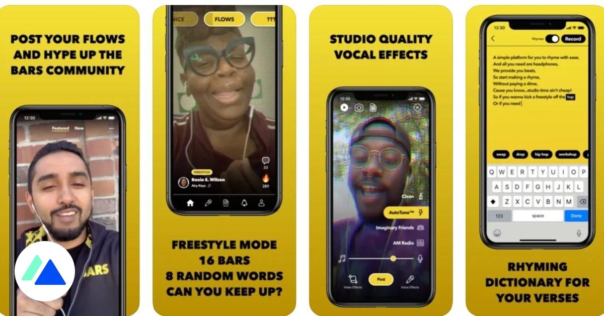 Facebook lance BARS, un clone de TikTok pour les rappeurs - BDM
