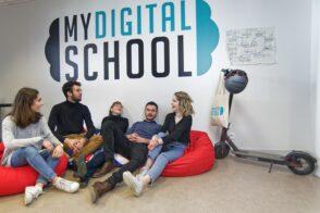 Trouvez des alternants polyvalents dans les métiers du web avec MyDigitalSchool