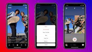 Instagram lance Remix pour créer des Reels en duo, comme sur TikTok