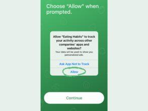 Apple va bannir les apps qui veulent contourner l'App Tracking Transparency