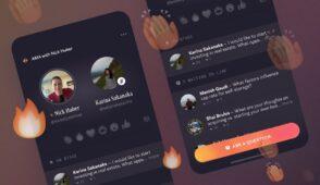 Facebook lance Hotline, une application de questions-réponses qui s'inspire de Clubhouse