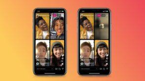 Instagram permet de couper le son et la caméra pendant un Live