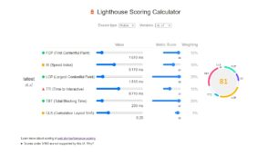 Score Lighthouse : comment est-il calculé, comment l'améliorer ?